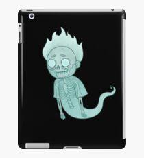 Ghost Morty iPad Case/Skin