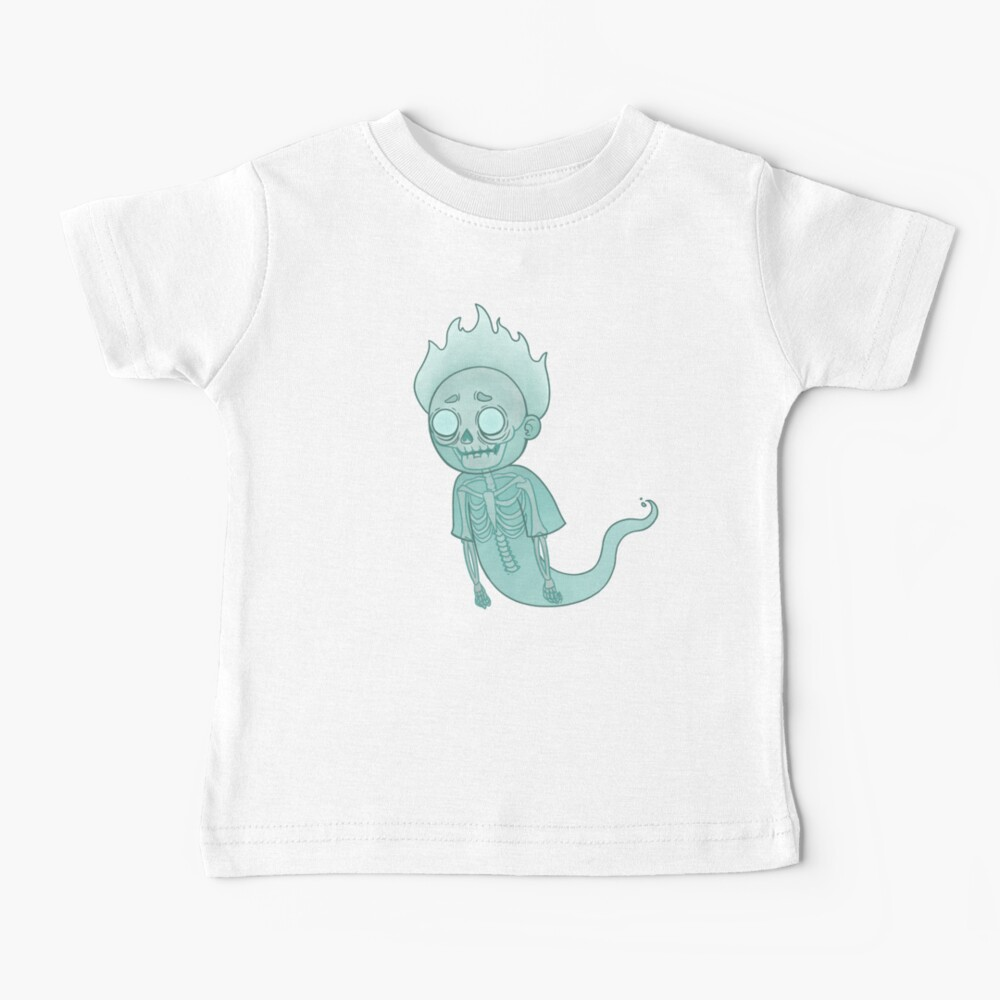 Ghost Morty Baby T-Shirt