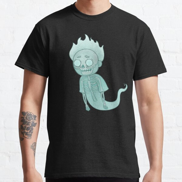 Ghost Morty Classic T-Shirt