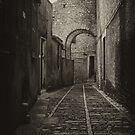 Old streets by Andrea Rapisarda