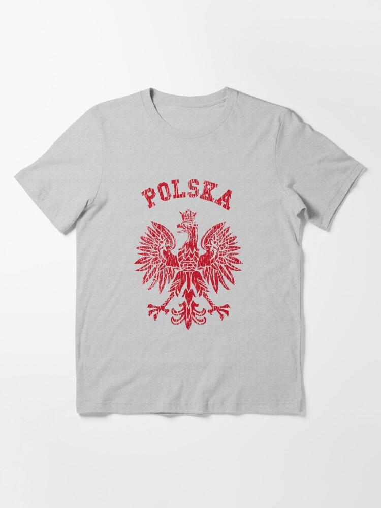 Alternate view of Poland Essential T-Shirt