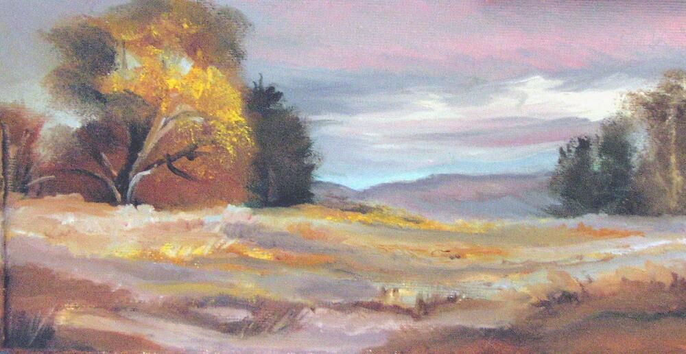Pompey Pines by Patricia Elliott