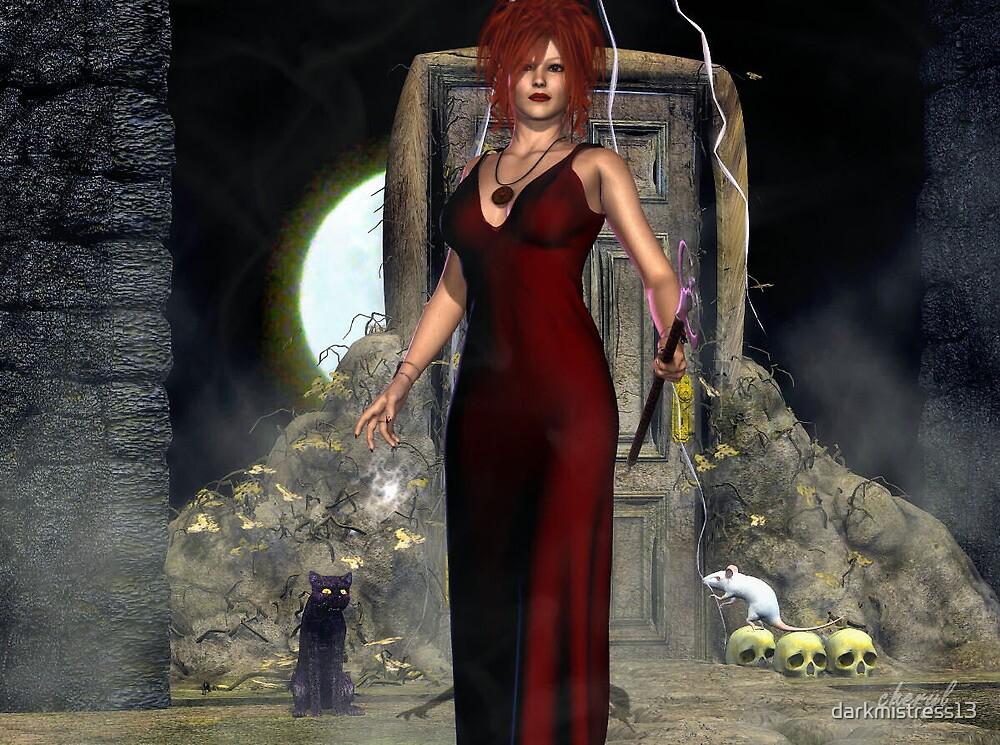 you shall not pass! by darkmistress13