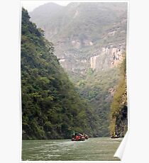 Gorges Poster