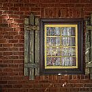 Rustic Window by Colleen Drew
