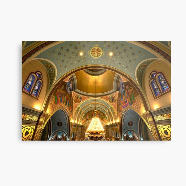 Arches, Arches, Arches Metal Print