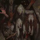 Vampires! by JodieMuirArt