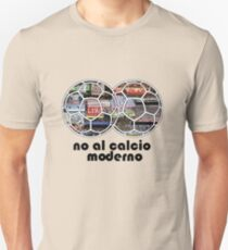 Against Modern Football 5 Unisex T-Shirt