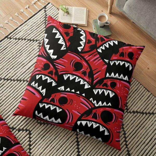 Inner Demons Floor Pillow