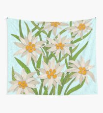 Edelweiss Wall Tapestry
