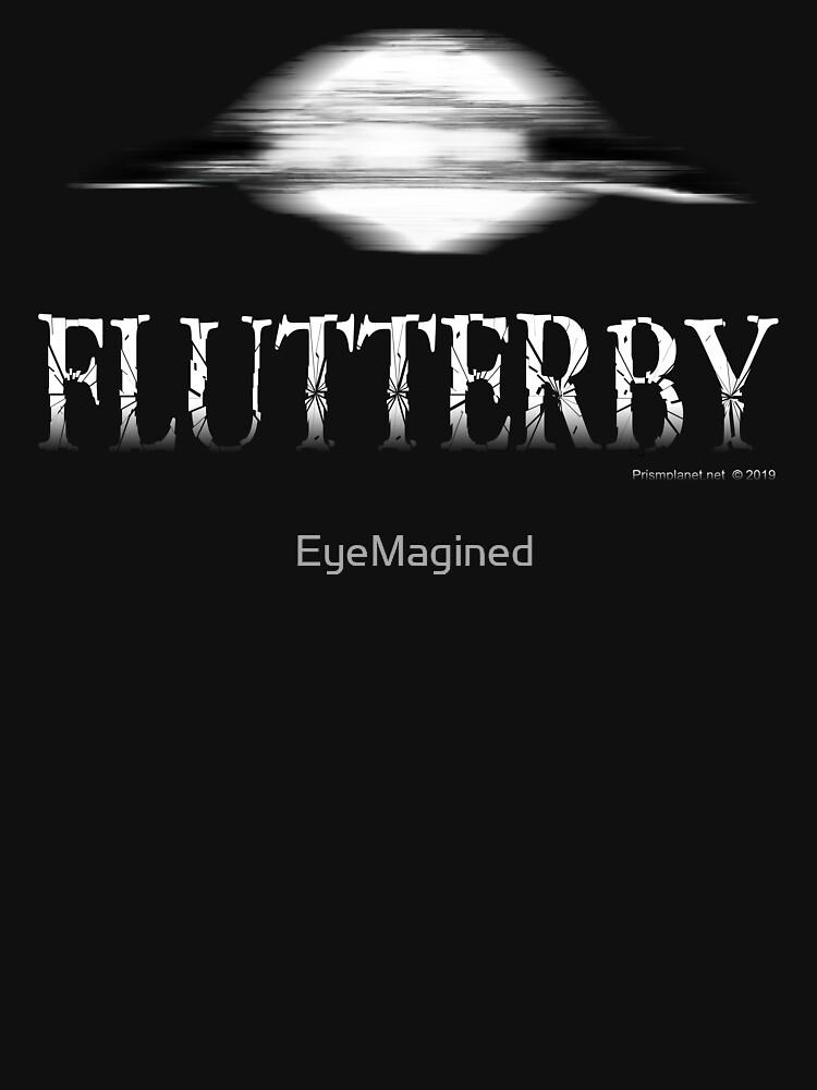 Flutterby by EyeMagined