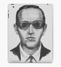 DB Cooper iPad Case/Skin