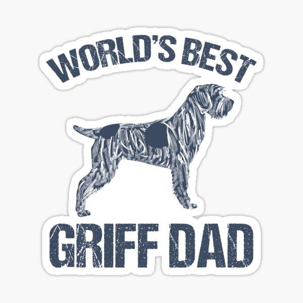 GRIFF DAD Sticker