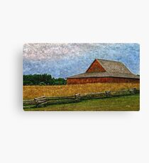 Summer Solace Canvas Print