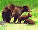 The Three Bears by Michael Beckett