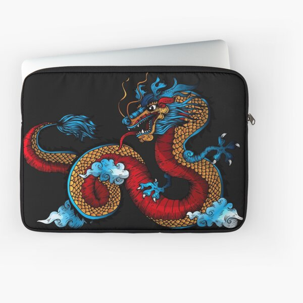 The Chinese dragon Laptop Sleeve