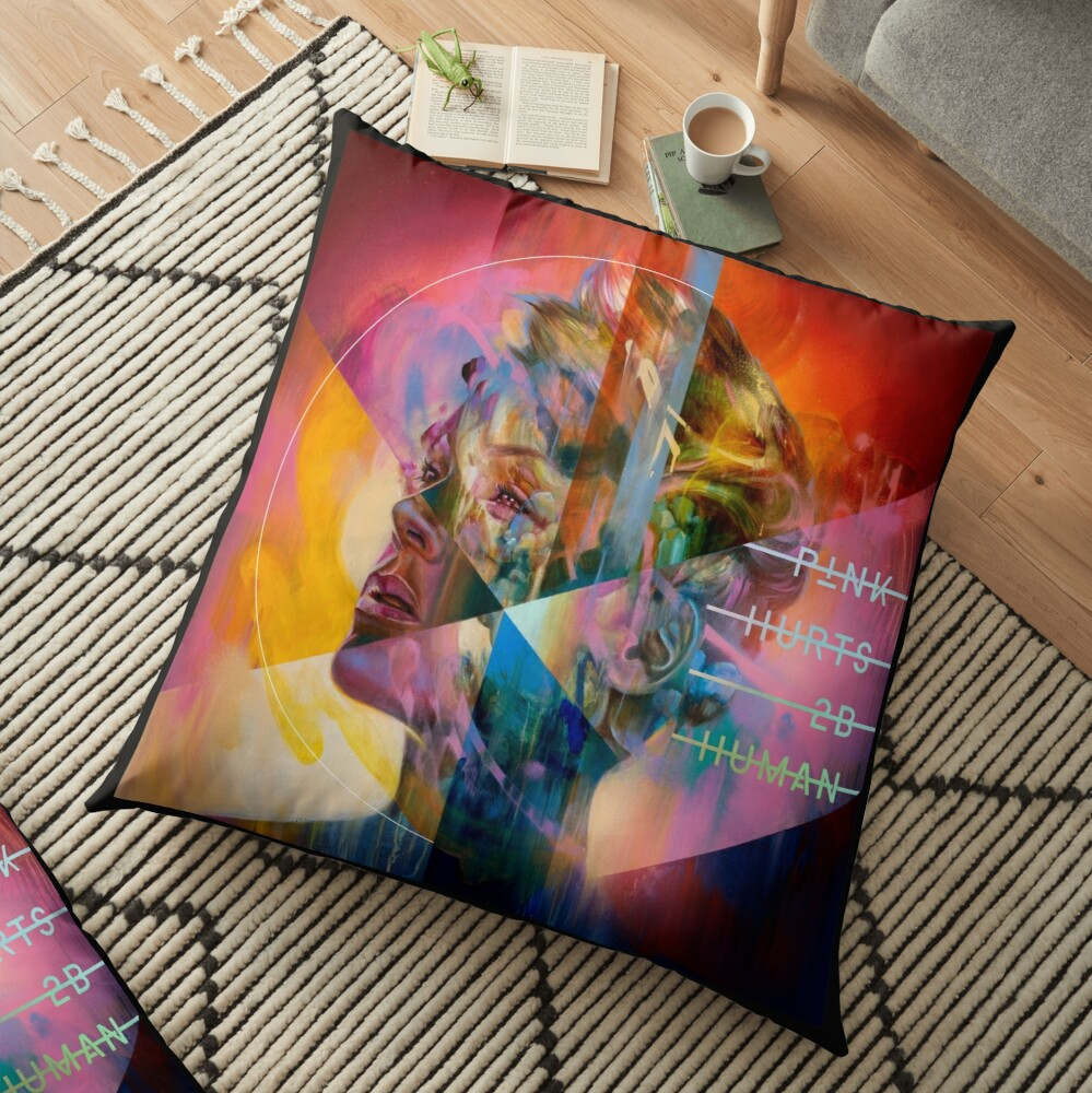 colour Floor Pillow