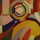 Sonia Circles TWO by BigFatArts