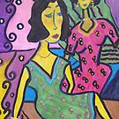 The Girls by IrisGelbart