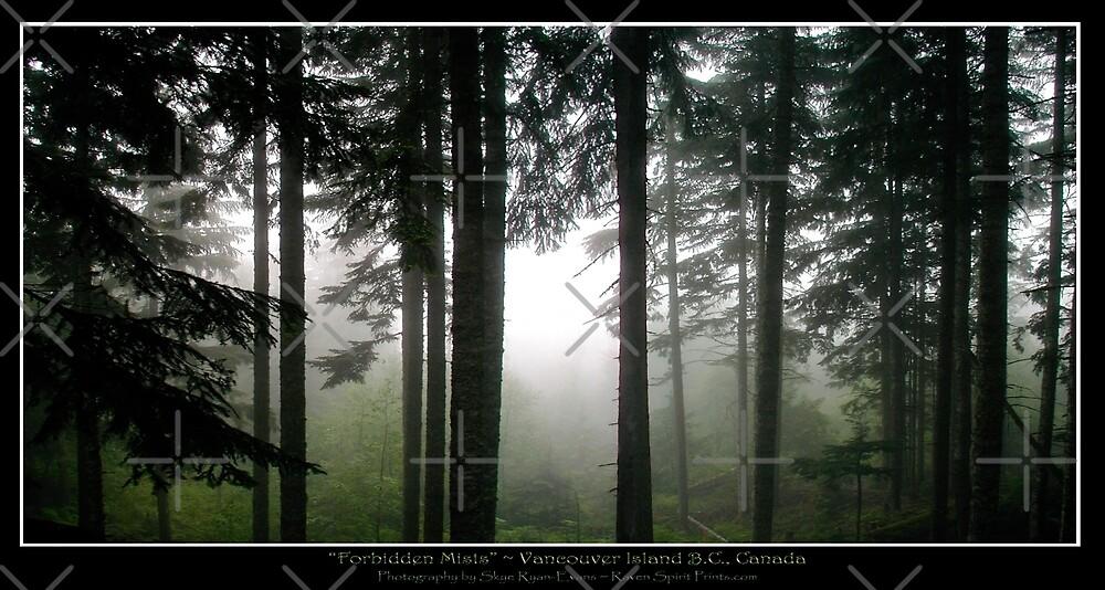 """Forbidden Mists"" by Skye Ryan-Evans"