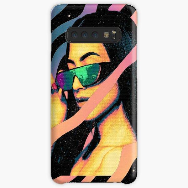 """""""SCIROCCO"""" Vaporwave portrait Samsung Galaxy Snap Case"""