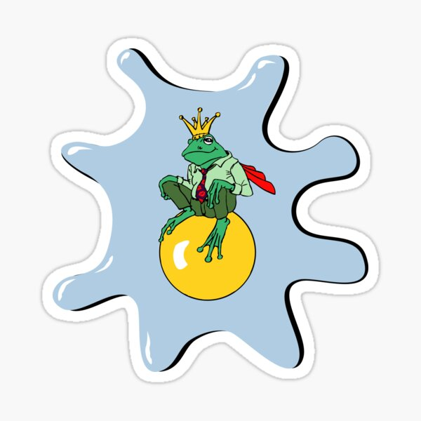 Märchenprinz Sticker