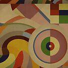 Sonia Circles FOUR by BigFatArts