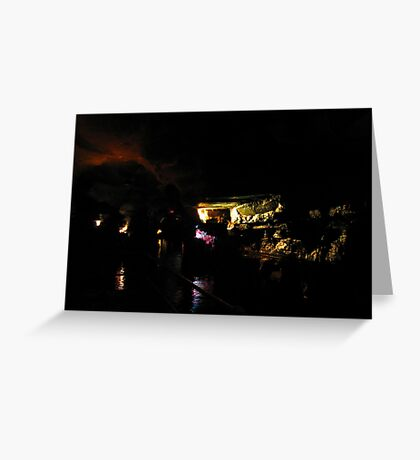Howe Caverns- New York (3) Greeting Card