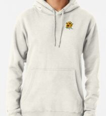 Sunflowers Pullover Hoodie