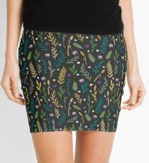 Field plants Mini Skirt