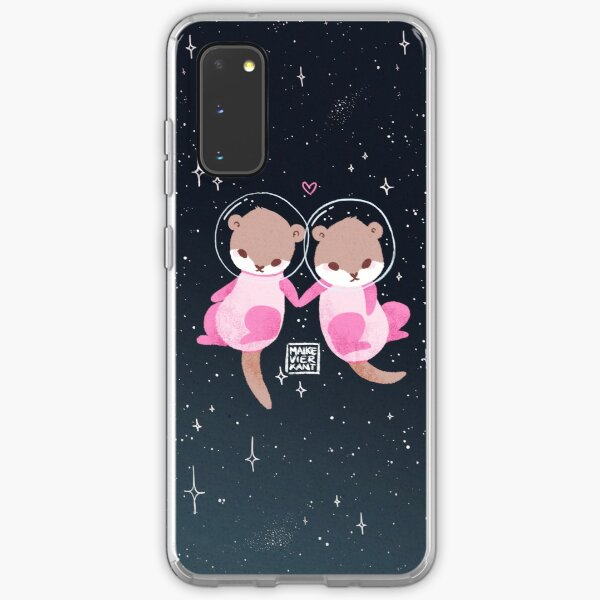 Space Otters Samsung Galaxy Soft Case