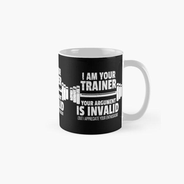 Sarcastic Personal Trainer Gym Weightlifting Classic Mug