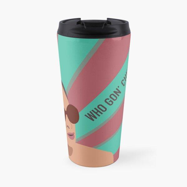 Sheree Whitfield - Who Gon' Check Me Boo? Travel Mug
