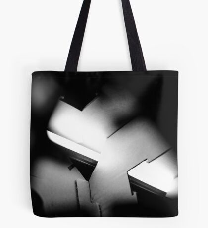 Puzzling Emotions Tote Bag