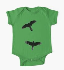 Fly Away With Me One Piece - Short Sleeve