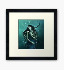 Deep Water Framed Print