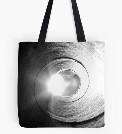 Hidden and Afraid Tote Bag