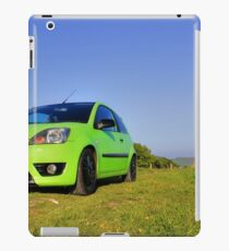 My Green Machine iPad Case/Skin