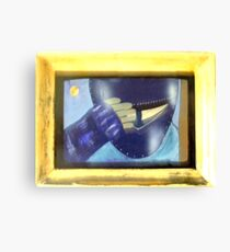 Visor~Clear Thought Canvas Print