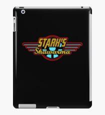 Stark's Shawarma iPad Case/Skin