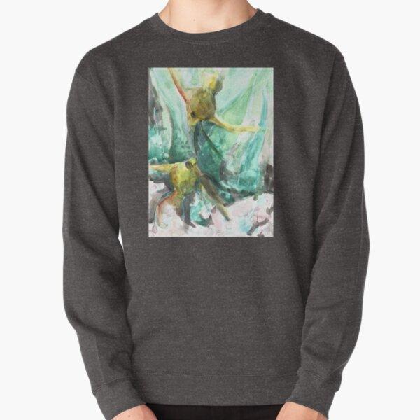 Swimming Like Fish - Care Pullover Sweatshirt