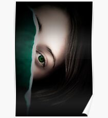 Green Eyed Lady Poster