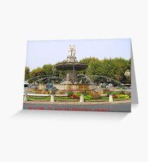 Aix-en-Provence,France Greeting Card