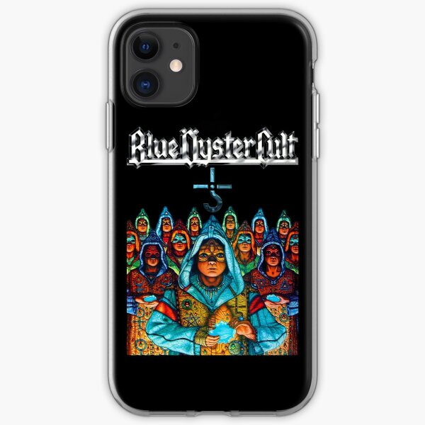 Blue Oyster Cult - Fires iPhone Soft Case