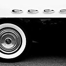 Buick wheel by Jeffrey  Sinnock