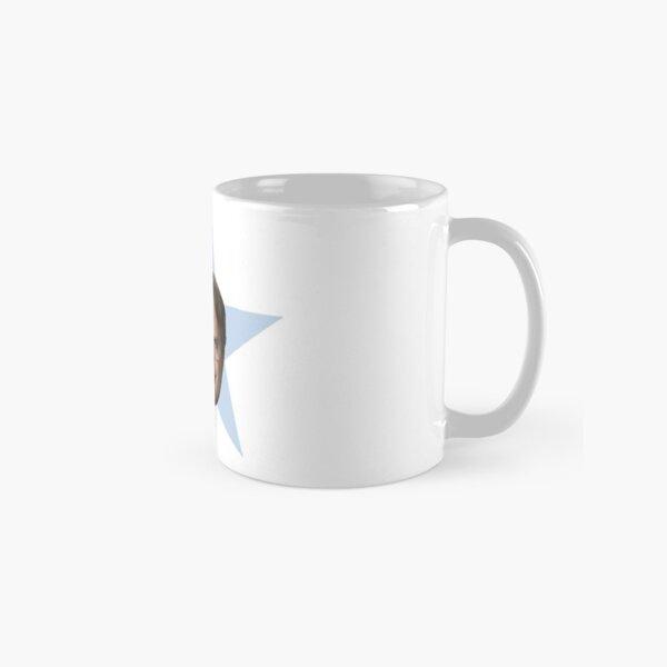 el ícono de la taza Star Dwight Star Taza clásica