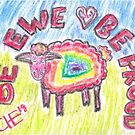 Be Ewe, Be Proud by CHClepitt