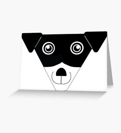 Carl! Greeting Card