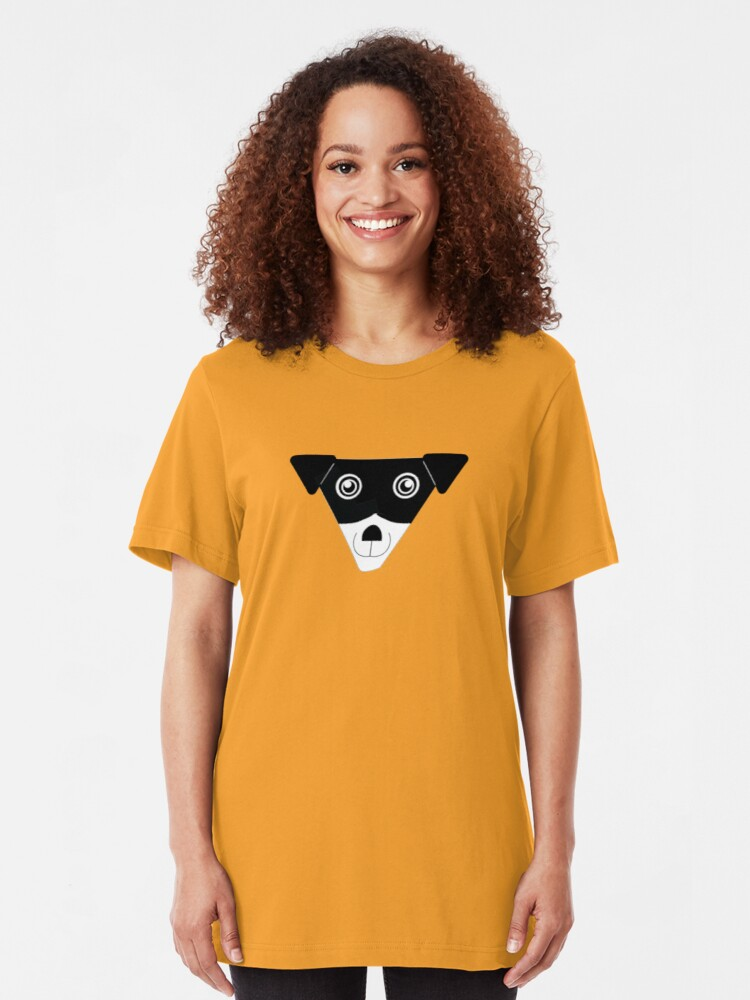 Alternate view of Carl! Slim Fit T-Shirt