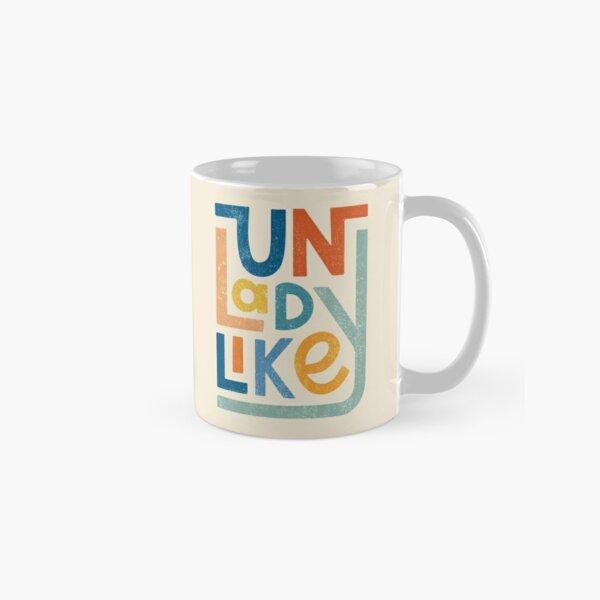 UNLADYLIKE Classic Mug